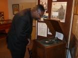 Gary Pieters, Underground Railroad, Amherstburg, North American Black Historical Museum